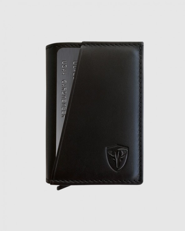 Billetera QuickWallet Black 1