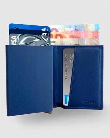 Billetera QuickWallet Blue 4