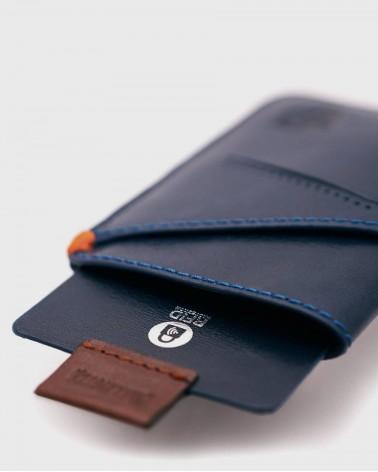 Cartera SmartPocket Royal Blue 4