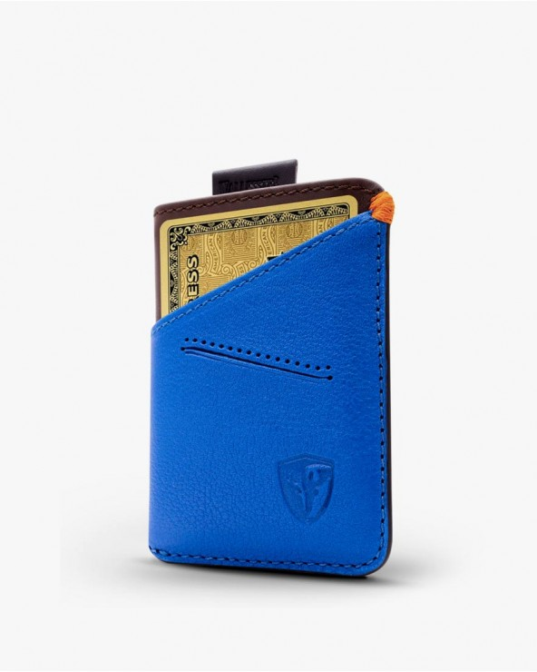 Cartera SmartPocket Blue Lemans 1