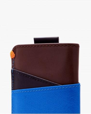 Cartera SmartPocket Blue Lemans 5